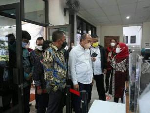 Thumbnail Komisi II DPR RI Apresiasi Pelaksanaan SKD CPNS Di Kanreg I BKN